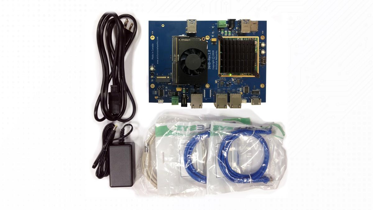 Atlas Scalable Edge AI Platform Hardware Development Kit