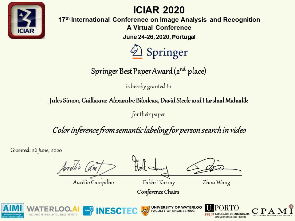 ICIAR2020