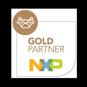 NXP Gold Partner