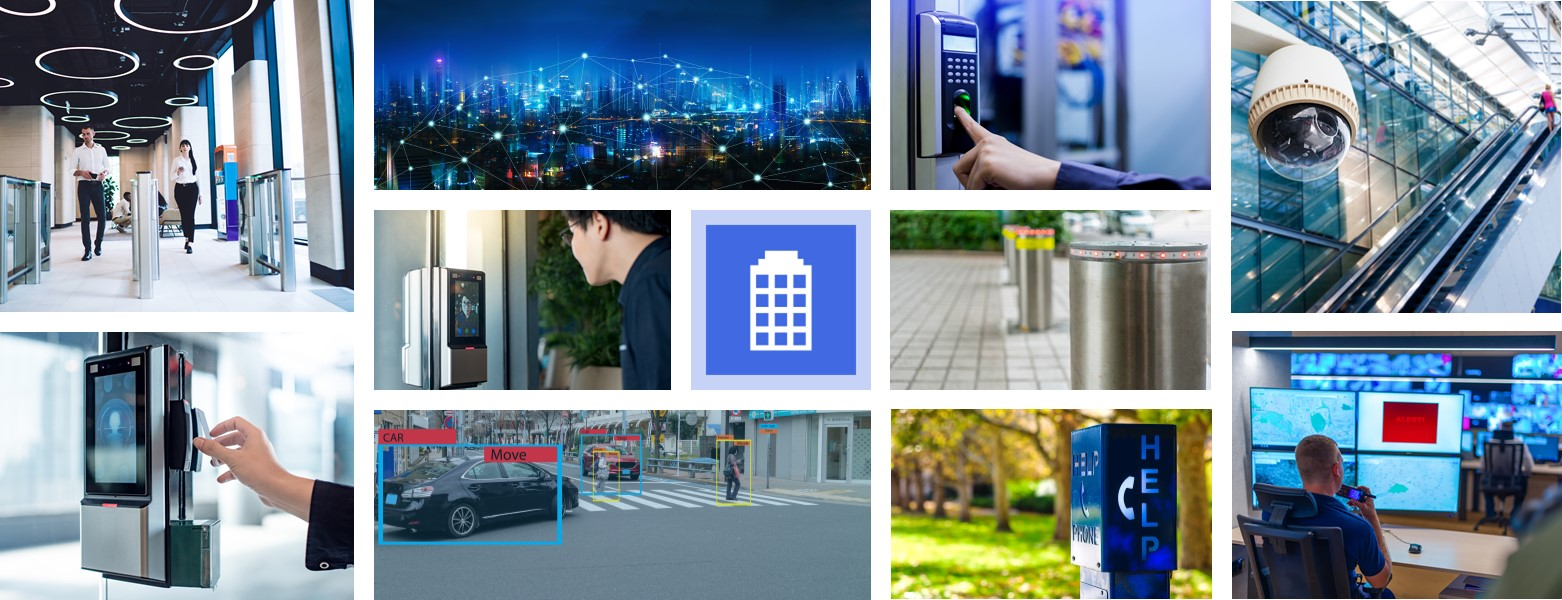 Smart Buildings and Cities