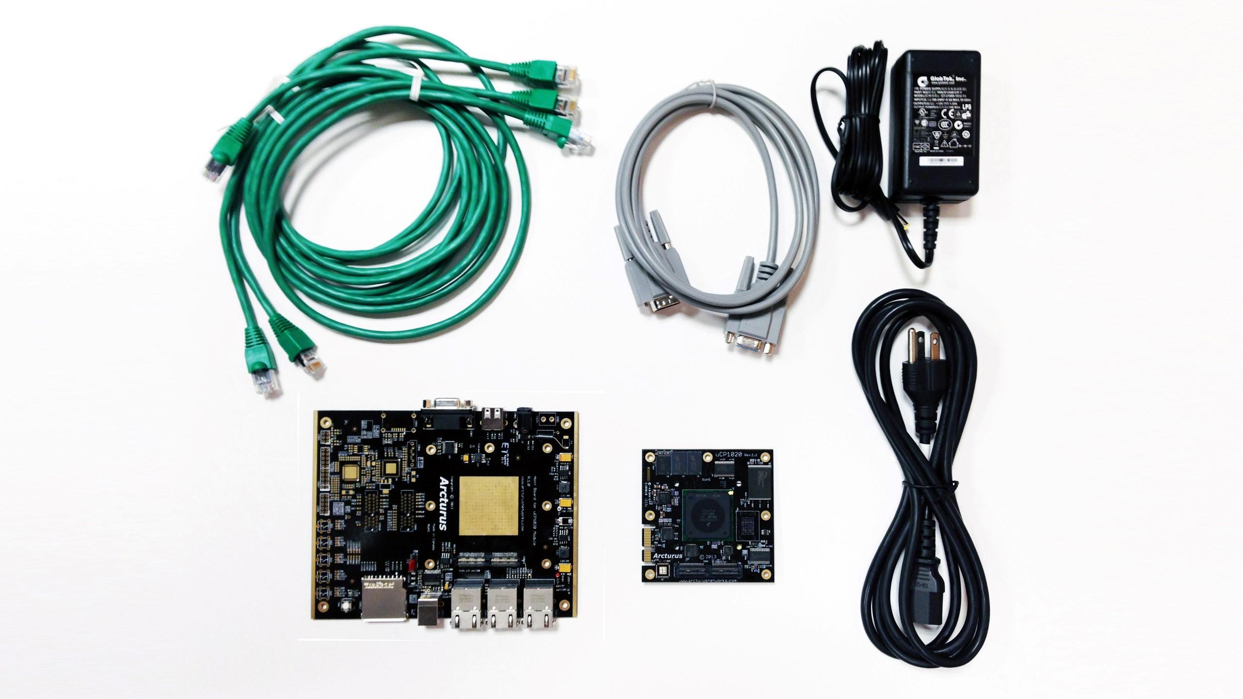 uCP1020 Development Kit